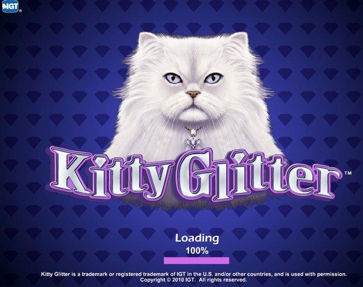 Trucos Kitty Glitter para jugar online al casino