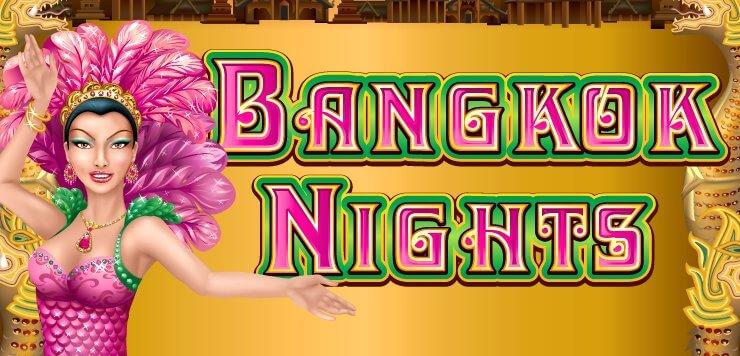 Trucos de máquinas tragamonedas Bangkok Nights