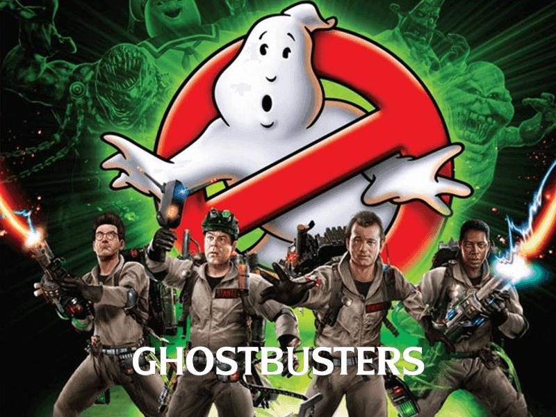 Trucos de máquinas tragamonedas Ghostbusters