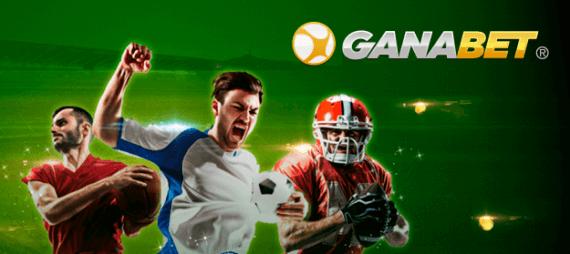 Apuestas deportivas en Ganabet