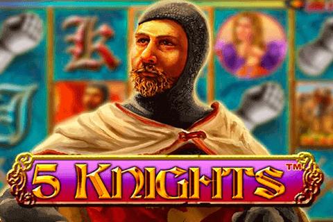 Trucos de máquinas tragamonedas 5 Knights
