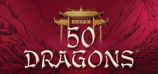 Trucos de máquinas tragamonedas 50 Dragons