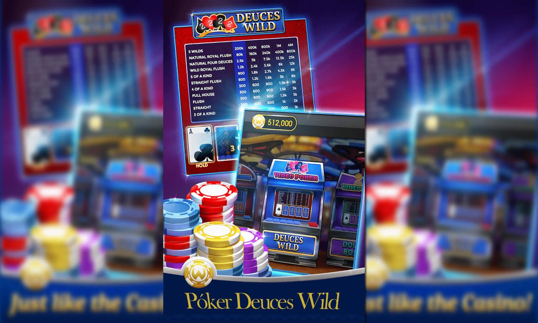 Trucos Video Poker Deuces Wild-