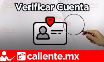¿Cómo verificar una cuenta de Casino Caliente en línea?