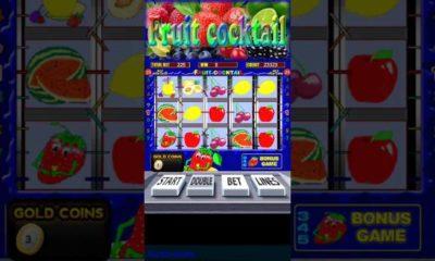 ¿Cómo ganar en las máquinas tragamonedas Fruit Cocktail?