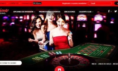 ¿Cómo retirar en Casino Caliente?