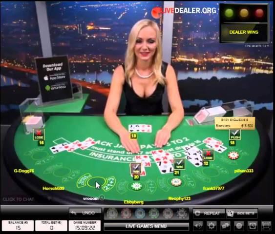 ¿Trucos para casinos online en vivo?
