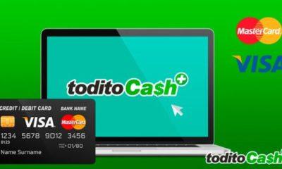 ¿Qué casinos en línea manejan Todito Cash?