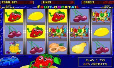 ¿Cómo ganar en las máquinas tragamonedas de frutas?