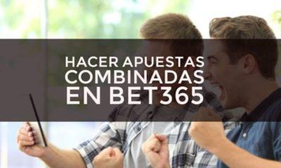 ¿Como apostar a varios partidos en Bet365?