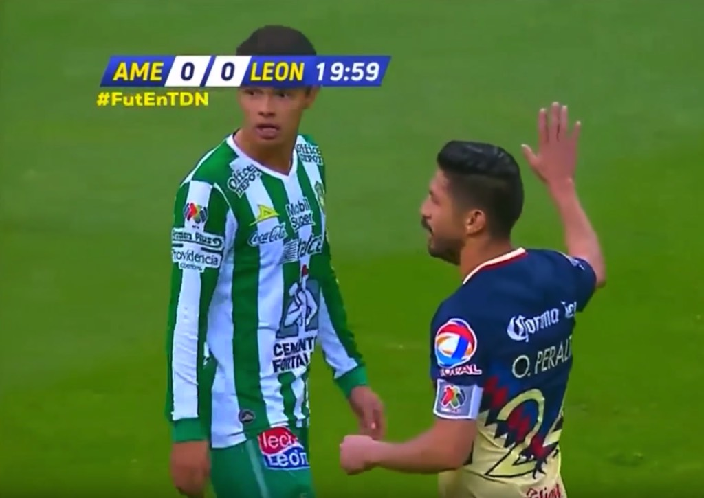 Club America vs Leon Liga MX 2019