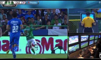 Leon vs Cruz Azul Copa MX 2019