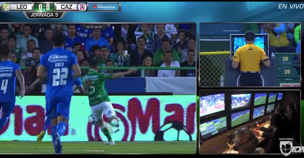 Leon vs Cruz Azul Copa MX 2019