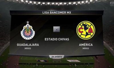 Apuestas Chivas vs América 2019