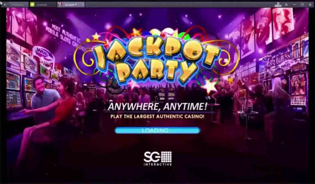 ¿Trucos para Jackpot Party Casino?